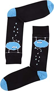 Drop Me Now Desenli Erkek Çorap