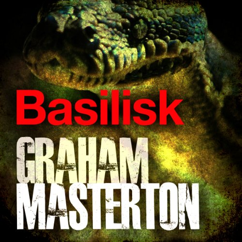Basilisk audiobook cover art