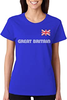 Great Britain Soccer Jersey Women's T-Shirt