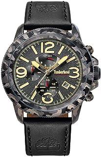 Timberland Men's 15474JSGY Watch Black