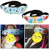 Rovtop Baby-Kopfstütze, für Babys und Kleinkinder, Sicherheit für Autositz, Schlafen und Nickerchen, für Babys und Kinder