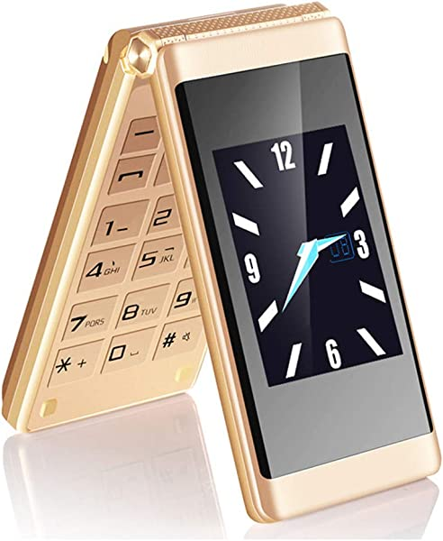 Mini Shell Phone For Children 32 MB 64 MB Micro SIM USB Flip Phone Suitable For Students Support Fm Radio Bluetooth An SOS Button Alarm Clock Calendar