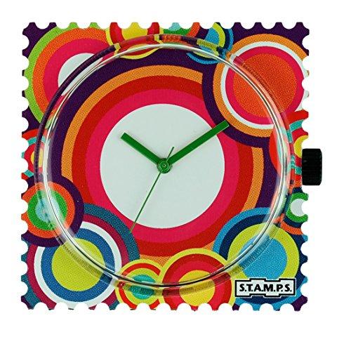 Stamps Cadran de montre Stamps saturday night fever 4 x 4 cm