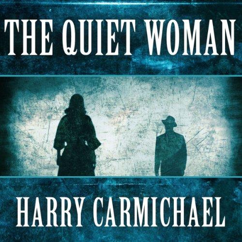 The Quiet Woman audiobook cover art