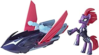 Hasbro My Little Pony Guardians of Harmony Tempest Shadow Sky Skiff Toy - 3 Years and Above