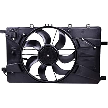 ACDelco 15-81810 GM Original Equipment Engine Cooling Fan Assembly