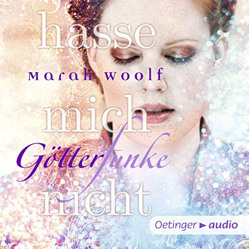Hasse mich nicht audiobook cover art