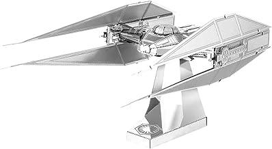 Fascinations Metal Earth Star Wars The Last Jedi Kylo Ren's TIE Silencer 3D Metal Model Kit
