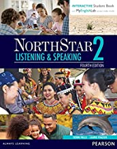 Northstar Listening and Speaking 2 with Interactive Student Book Access Code and Myenglishlab (Northstar Listening & Speaking)