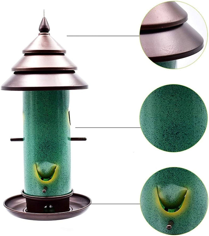 Nosterappou Fun outdoor balcony bird feeder, vintage style