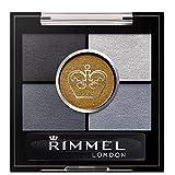 Rimmel London glam'Eyes Hd 5 Pan Eye Shadow, 21 golden Eye