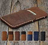 True leather case for Microsoft Surface Duo (without bumper), personalized cover