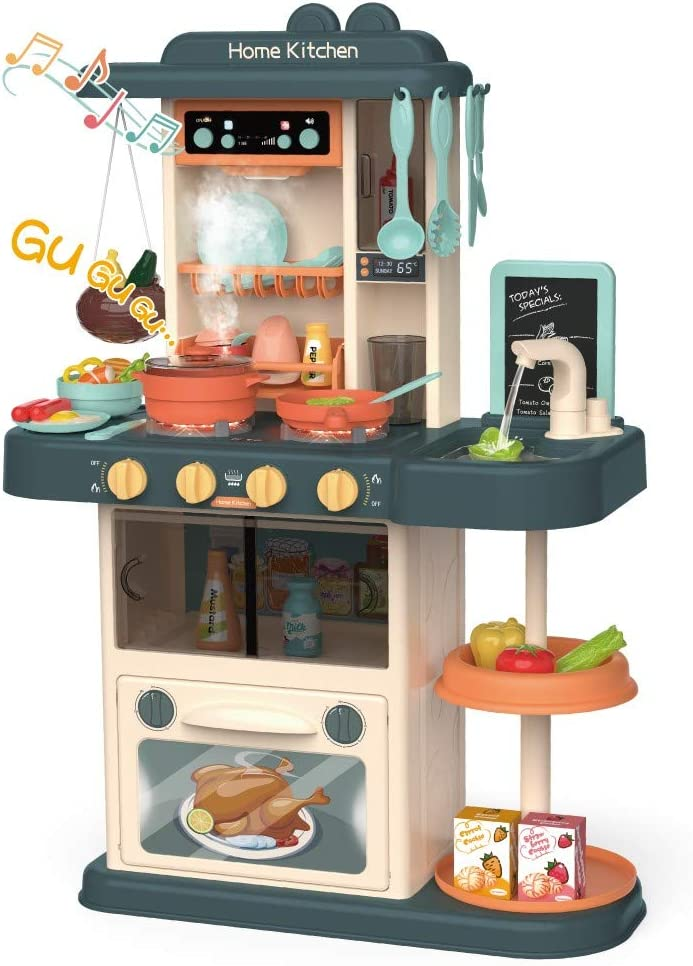 BRADEM Kitchen Toys for Girls Set Mini Cheap mail order sales - with Max 43% OFF Realistic