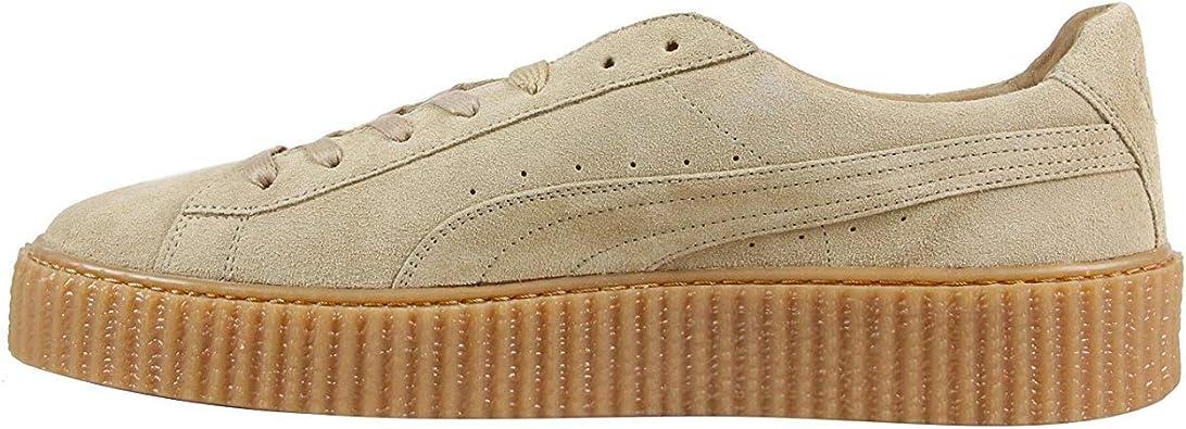 Amazon.com | PUMA Suede Creepers Men Size | Fashion Sneakers