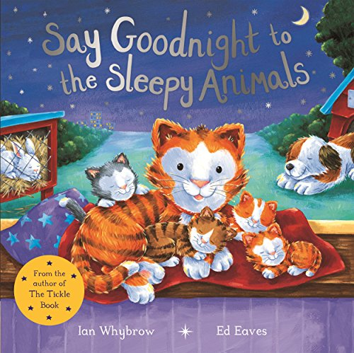 Say Goodnight to the Sleepy Animals (Say Hello) (English Edition)