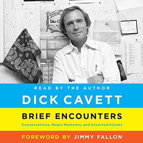 Brief Encounters audiobook cover art