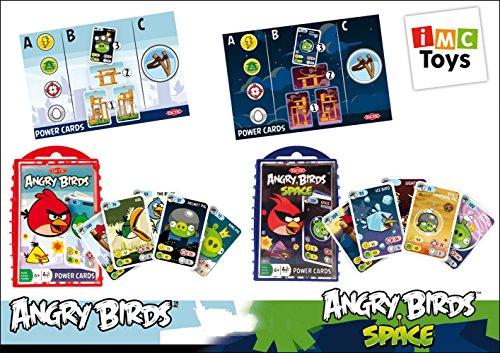 I.M.C Toys 35348 - Angry Birds juego cartas-naipes (surtido: modelos aleatorios)