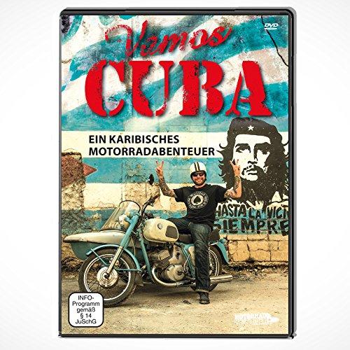 Vamos Cuba - Ein karibisches Motorradabenteuer. Erik Peters