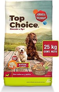 The Top Choice 25 kg, alimento seco para perros cachorros y adultos