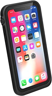 Catalyst iPhone X Water Proof Case Stealth Black (CATIPHOXBLK)