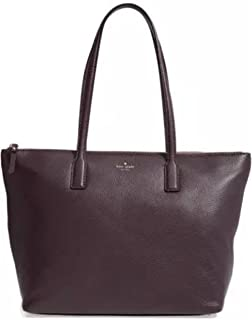 Best kate spade young lane nyssa leather tote Reviews
