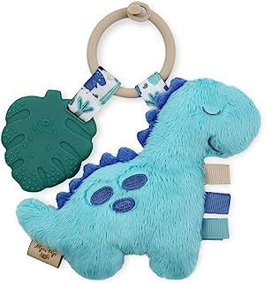 Itzy Ritzy Itzy Pal Infant Toy, Dinosaur (TPL8449)