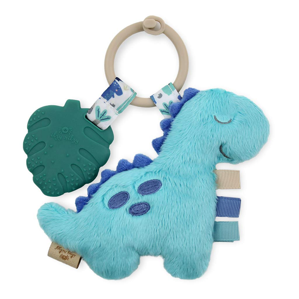 Itzy Ritzy In a popularity Pal Infant Toy Teether; Includes Courier shipping free shipping Crinkl Lovey
