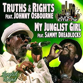 Junglist Sound remixes by Jungle Citizenz