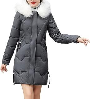 Millenniums Homme Femme Manteau /à Capuche en Coton No/ël avec Poche /Épais Chaud Hiver Parka Chic Sweatshirt Veste /à Manches Longues Outwear,Grande Taille M~5XL