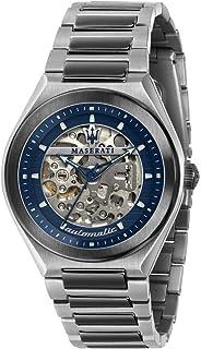Maserati - Reloj para Hombre, Colección TRICONIC, en Acero, PVD Gris - R8823139003