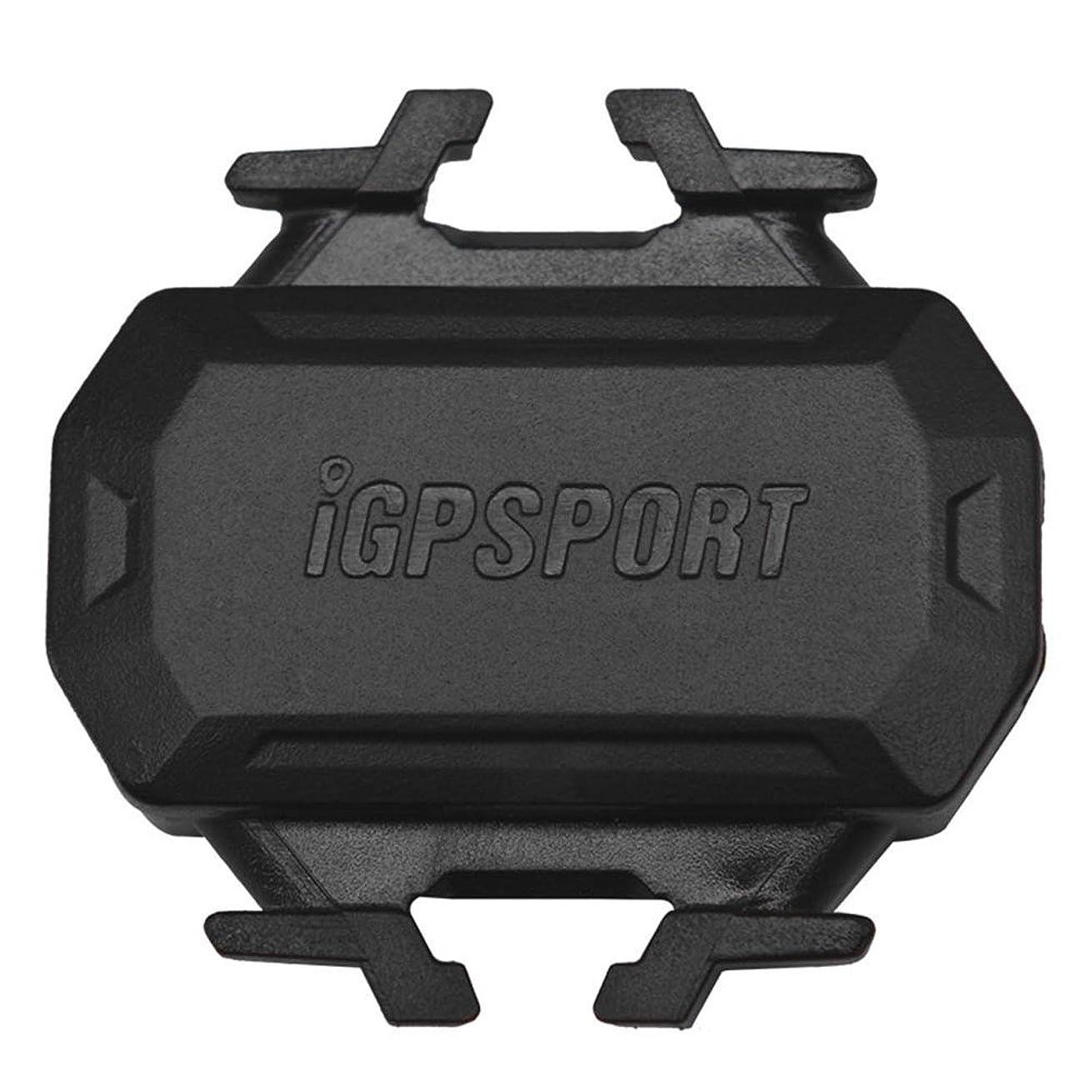 不変プラットフォームもigpsport Bike Candenceセンサーと速度センサー互換Ant + & Bluetoothワイヤレス