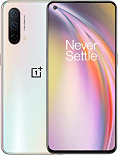 (Renewed) OnePlus Nord CE 5G (Silver Ray, 12GB RAM, 256GB Storage)