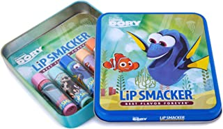 Finding Dory Lip Balm Collection 6-Piece Tin By Lip Smacker