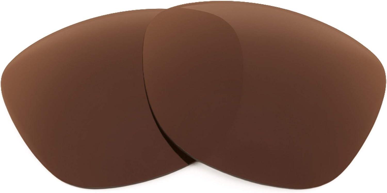 Revant Verres de Rechange pour Oakley Hold Out - Compatibles avec les Lunettes de Soleil Oakley Hold Out Marron Foncé - Non Polarisés
