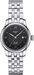 Le Locle Automatic Black Dial Ladies Watch T006.207.11.058.00