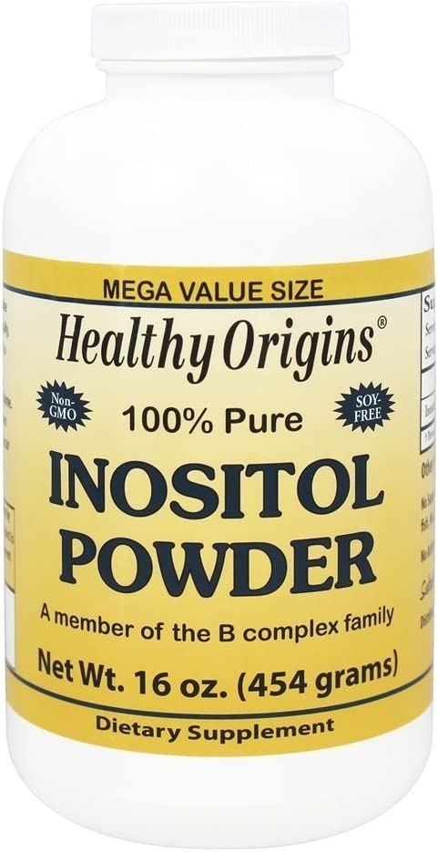 Healthy Origins Inositol Powder - Percent Limited time trial price oz 16 100 Outlet SALE Pure