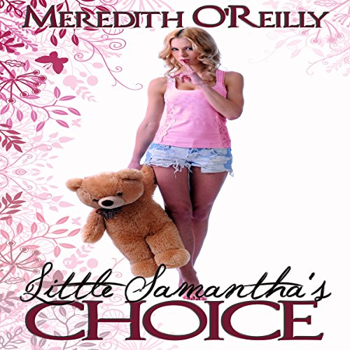 Little Samantha's Choice audiobook cover art