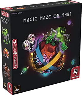 Pegasus Spiele 57204G magisk labyrint på mars