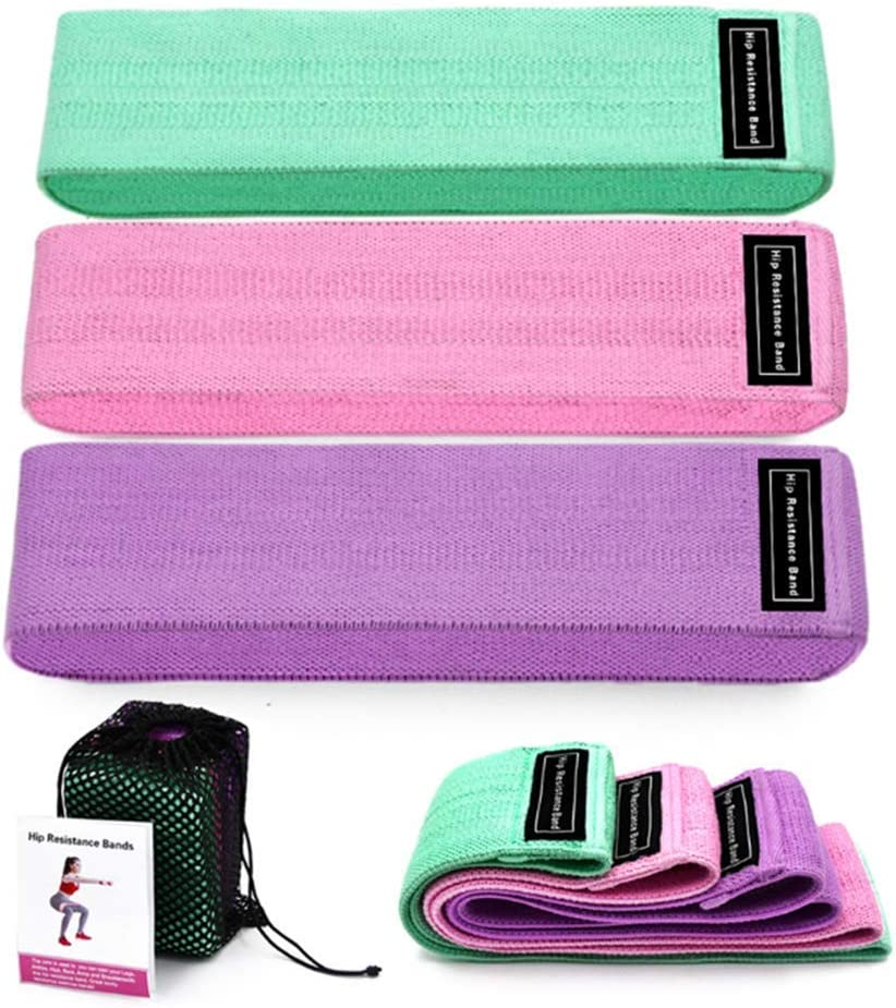 Exercise Max 48% OFF Resistance Bands for Legs Hip All items free shipping and Non-Slip Fitness Resi
