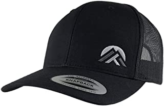 TRiB Trucker Hat Flexfit Snapback Men's Mesh