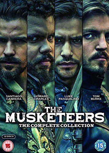 Musketeers - The Complete Collection [12 DVDs] [UK Import]
