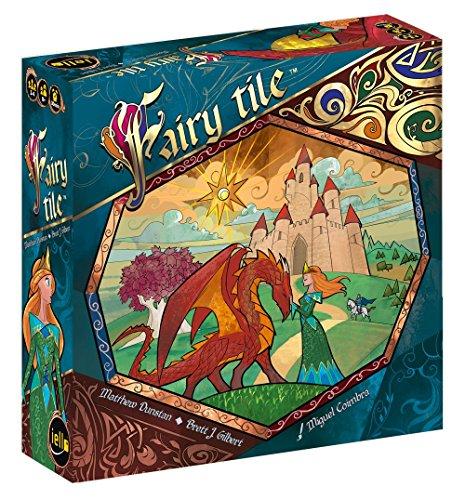 Fairy Tile Board Game