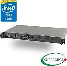 Supermicro 5018D-FN4T Xeon D-1541 8-Core Front IO Mini 1U Rackmount w/ Dual 10GbE