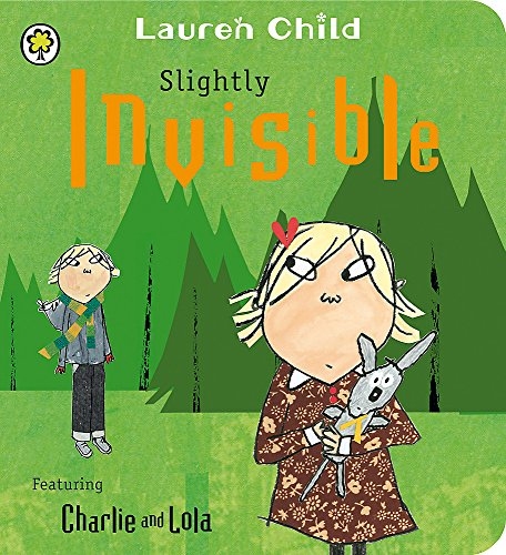 Slightly Invisible (Charlie and Lola)