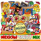 Mexican Candy Mix Assortment Snack (82 Count) Dulces Mexicanos Variety Of Best Sellers SWEET and TRADITIONAL Bulk candies, Includes Mazapan, Duvalin, Mamut, Obleas, by JVR TRADE (SWEET)