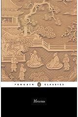 Mencius (Penguin Classics) Kindle Edition