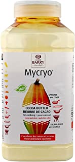 Cacao Barry Mycryo Cocoa Butter 550 gram Powder