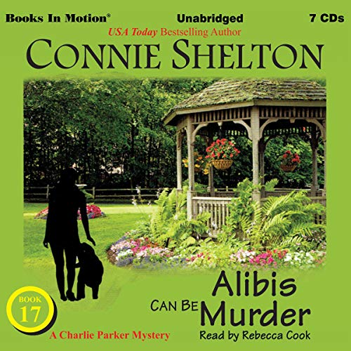 Alibis Can Be Murder cover art