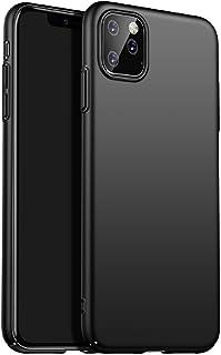 Mofi iPhone 11 Pro Case, Hard Thin PC, Black