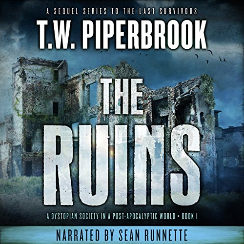 The Ruins audiobook cover art